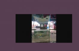 Rent a chicken stall in Karachi Garden West