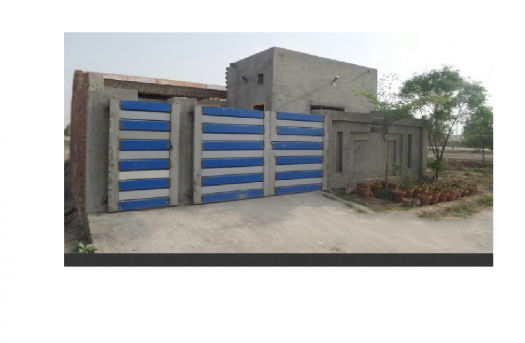 Punjab Govt. Servants Housing Foundation, Faisalabad