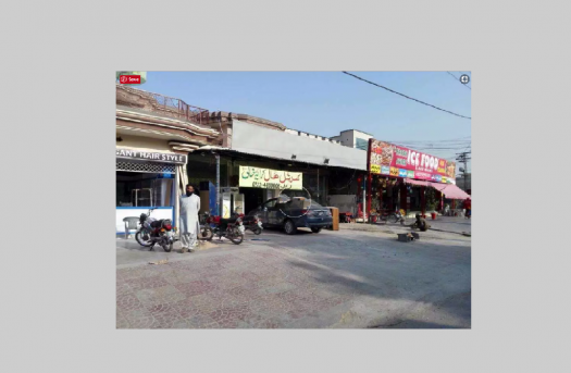 Free Hold commercial building for rent in Lahore
